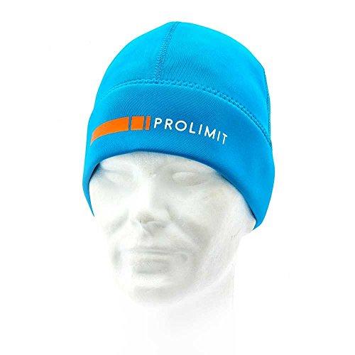 ProLimit PLT Beanie / Neopren Mütze-Orange / Blue-L