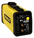 Stanley- 460100 Saldatrice 230.0 volt con accessori e inverter, colore Giallo