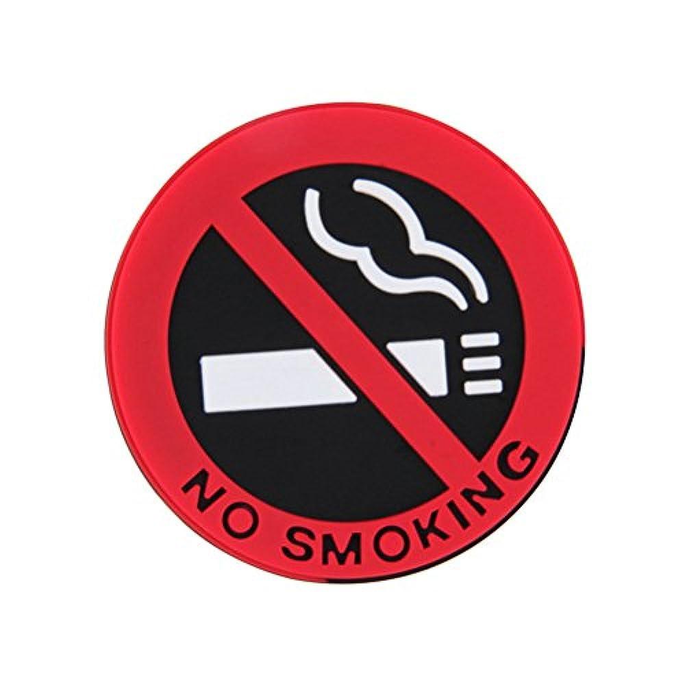 Aufnäher Aufbügler Patch backpack Rauchen verboten nichtraucher