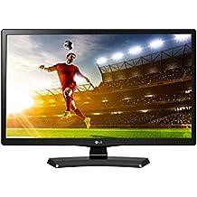 """LG 20MT48DF 20"""" HD ready TN Negro - Monitor (1366 x 768 Pixeles, LED, HD, TN, 1366 x 768, 1000:1)"""