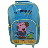 Peppa Pig George - Mochila escolar George Peppa Pig (Trade Mark Collections PEPPA001240)