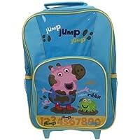 Peppa Pig George - Mochila escolar George Peppa Pig (Trade Mark Collections PEPPA001240)