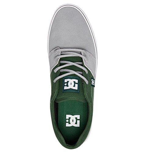 DC Shoes Tonik Xe, Baskets mode homme Grey/Grey/Green