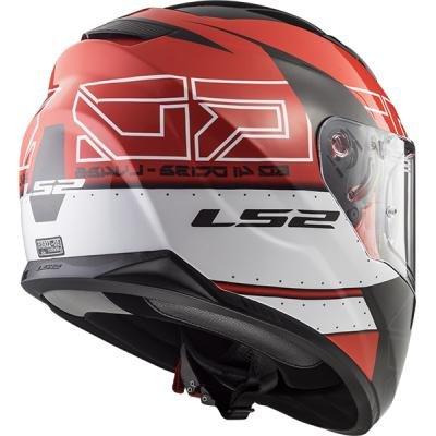 LS2 - Casco de moto talla M