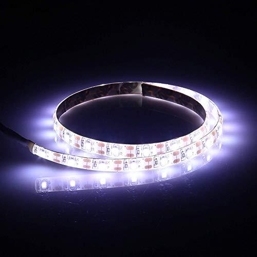 Led Streifen Licht 1M 2M 3M Dc 5V Smd3835 / Smd2538 Flexibles Licht Usb Streifen Lampe Tv Hintergrundbeleuchtung Weihnachten Schreibtisch Dekor 1M Kaltweiß