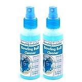 bowling-exclusive Bowling Ball Cleaner 100 ml, Ballreiniger ((2) Zwei Flaschen)
