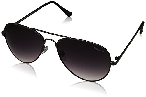 Pepe Jeans Gradient Aviator Unisex Sunglasses - (PJ5161C2|61|Purple Gradient Color)