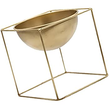 3er set blumentopf im gestell metall st nder bertopf. Black Bedroom Furniture Sets. Home Design Ideas