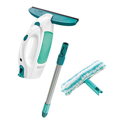 leifheit-aspirateur-a-vitre-dryclean-avec-manche-et-nettoyeur-lave-vitre-laveur-vitre-batterie-51003
