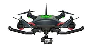 Diverse Thunder Tiger GHOST+ Quadrocopter RTF + 3D-Gimb