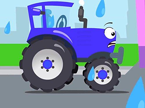 Unruhiger Traktor