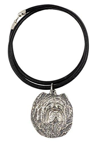 chow-chow-silber-beschichtet-halskette-limitierte-edition-art-dog