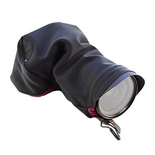 Peak Design Shell Medium (M) - Wetterfeste Schutzhülle für kleine bis mittlere DSLR-Kameras inkl. Ob