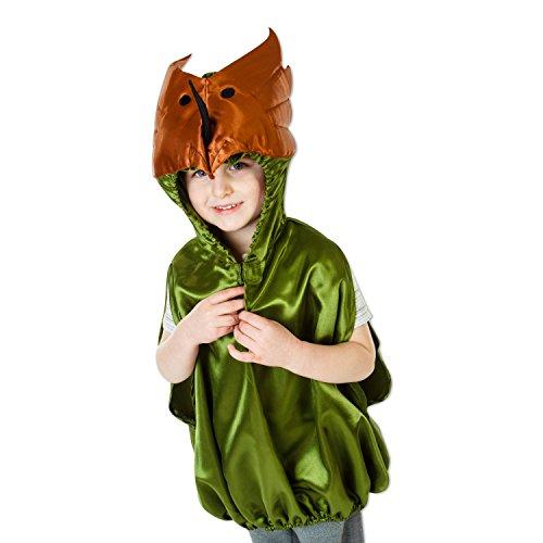 Kinder Kostüm Toad - Dinosaurier Kostüm für Kinder 3-8 Jahre alt - Dino Karneval Kostüm Kinder - Slimy Toad