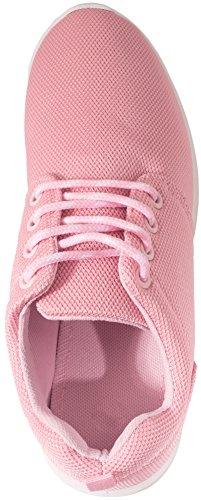 best-boots Unisex Damen Laufschuhe Fitness Sneaker Sport Turnschuhe Pink Runner