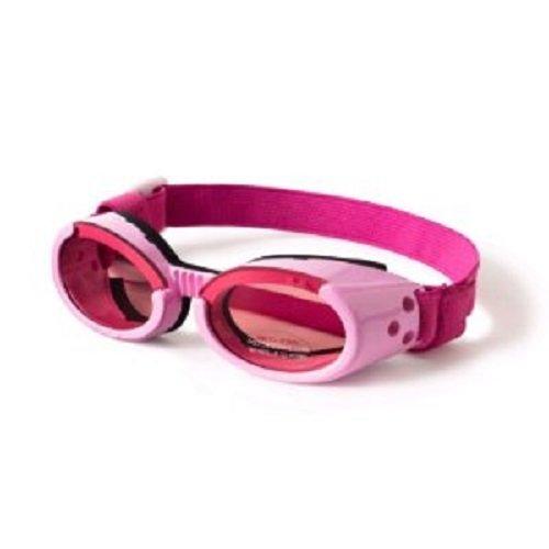 Artikelbild: Doggles Hundebrille ' ILS ' Shiny/Pink Gr. XS