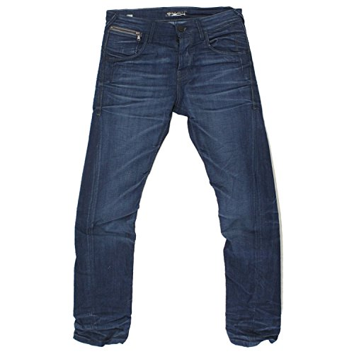 Jack & Jones Tech. Herren Loose Fit Jeans blau 29 / 32