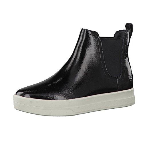 Timberland Mayliss Chelsea femmes, cuir lisse, bottes Noir