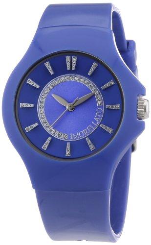 Sector - R0151114504 - Colours - Montre Femme - Quartz Analogique - Cadran Bleu - Bracelet Caoutchouc Bleu