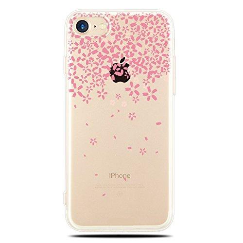Yooky iphone 7 Case Fall Hülle , iphone 7 Cover Tasche ,Kratzfestes dünne harte Schutzabdeckung Shell für iphone 7 (Style 3) Style 2