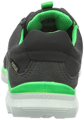 Ecco Biom Trail, Chaussures Multisport Outdoor Garçon Gris (SLATE/BLACK/DARK SHADOW59623)