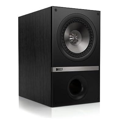Kef Q100 UNI-Q Woofer da 130 mm, Tweeter da 25 mm, 100 W, Nero in promozione su Polaris Audio Hi Fi