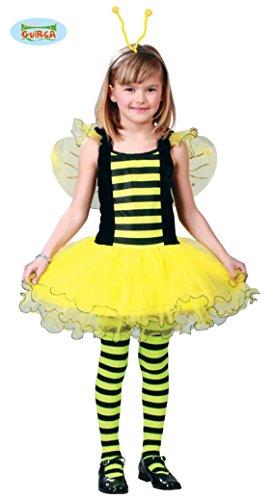 Kostüme Kind Biene Größe (Biene - Kostüm für Mädchen Gr. 110 - 146,)