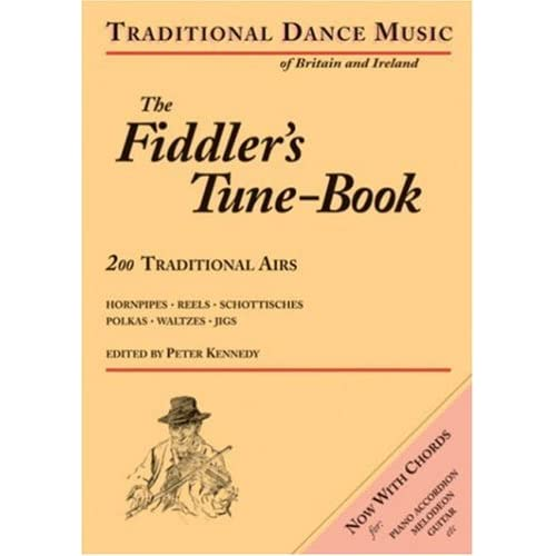 Fiddler's Tune-book (Fiddler's Tune-Books) by Peter Kennedy (Editor), A.Van Anrooy (Illustrator) (1-Sep-1994) Paperback