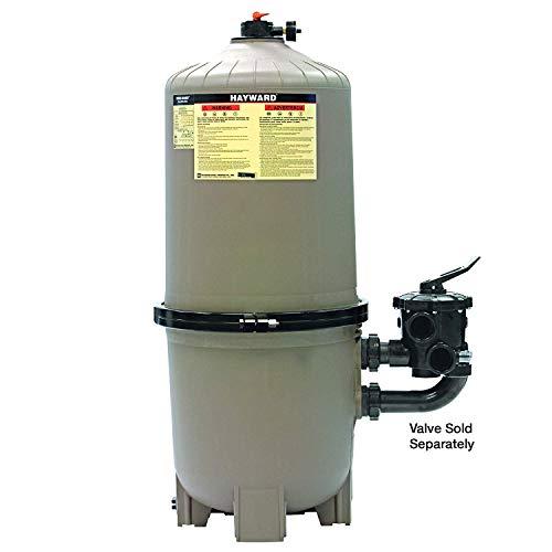 Hayward DE3620 ProGrid D.E. Poolfilter 36 Quadratfuß Vertikales Gitter - Progrid Filter Tank
