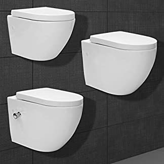 IP-812/IP-813/IP-814/Wand Hänge WC Variation ES