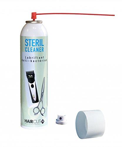 Hair Cut - HYGIENE ET PROTECTION - STERIL CLEANER LUBRIFIANT DESINFECTANT SPRAY 300ML