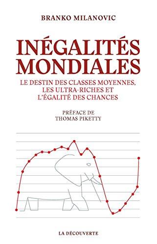 Inégalités mondiales par Branko MILANOVIC