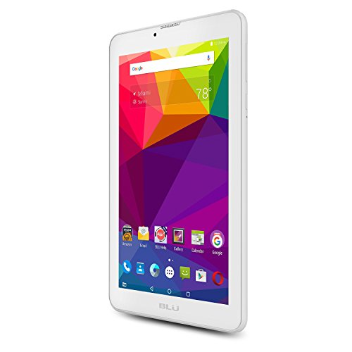 BLU Touchbook M7 P270LWHT Tablet (8GB, 7 inches, 3G & 2G) White, 1GB RAM Price in India