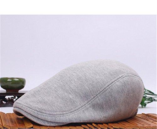 zgj–Chapeau–Garçon Gris