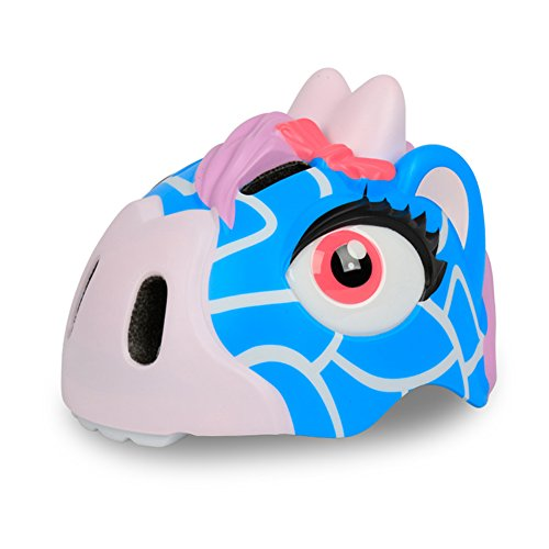 YXINY TH-002 Children Helmet PC+EPS Boy Girl 3D Cartoon Animals