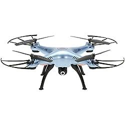 GoolRC X5HC Drone con Cámara 2.4GHZ 4Canales 6Ejes Gyro Modo sin Cabeza RC Quadcopter