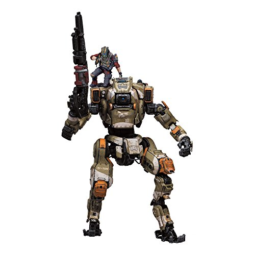 Image of Titanfall 2 BT-7274 10in Deluxe McFarlane Action Figure