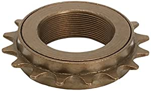 Generic Sprint 16T Freewheel - Silver, 1/8 - inch