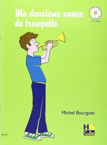 Ma deuxième année de trompette (+ CD)
