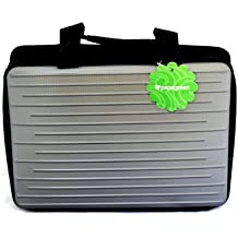 "Pepegreen - Netbook bags 15,6"" grey hard side business"