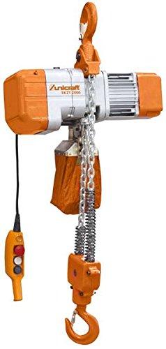UNICRAFT EKZT 1000 - POLIPASTO ELECTRICO 1 1 KW