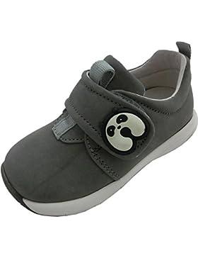 Naturino Zapatillas de ante para niño Gris gris