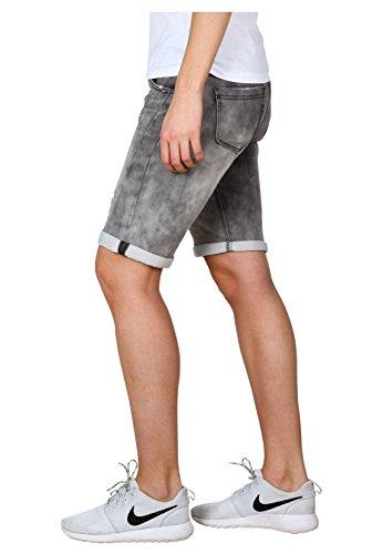9a9b5210addeda SUBLEVEL Damen Sweat BermudaShorts Kurze Hose für Frauen in ...