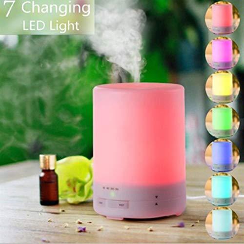 (Mitlfuny-> Haus & Garten -> Wohnkultur,Ultraschall Aroma Essential Diffuser Luftbefeuchter Luftreiniger Aromatherapie 300ML)