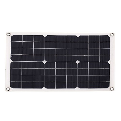 TOOGOO Im Freien Sonnenkollektor 20W 18V Tragbare Solarzelle Notstromversorgung Solar Generator USB + Dc Port Sonnenkollektoren Ladeger?t Power-solarzellen