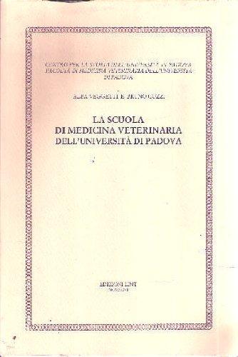 La scuola di medicina veterinaria dell'Universit di Padova