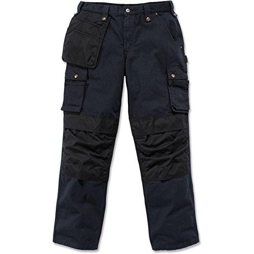Carhartt .100233.001.s412Multi Pocket Ripstop Pant, Gr. W34/L32, Schwarz -