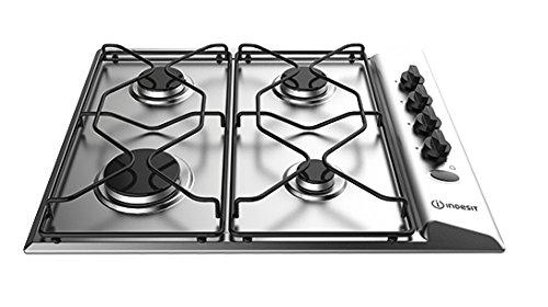 Indesit pae 642 IX/Les encastrer gaz acier inoxydable
