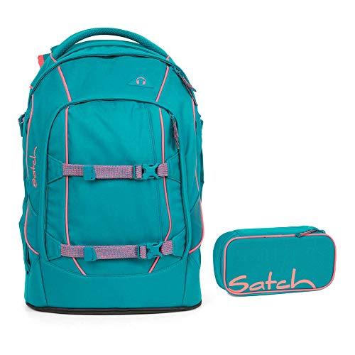 3e5805275e682 Satch Schulrucksack 2tlg. Set (mit SchlamperBox) (Pack Ready Steady)