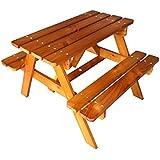 Table de pique-nique pour enfants